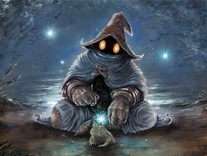 Wizard Fantasy Mage Magician Magic Sorcerer Artwork