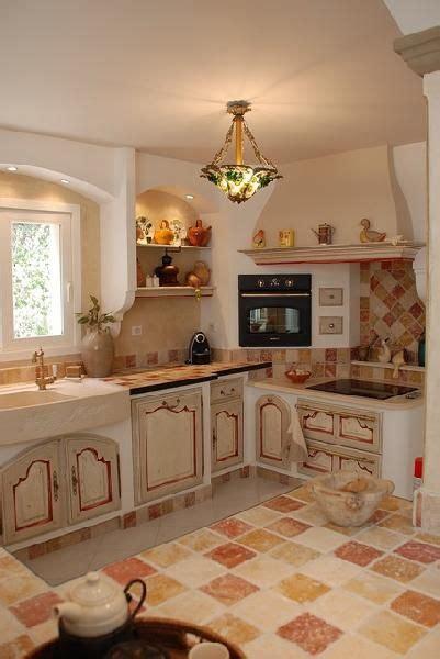 cuisine provencale roussillon cuisines meubles amenagement