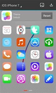 IOS 7 Next Launcher Theme 3D 1.3 APK