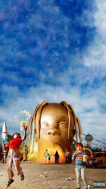Astroworld Travis Scott Wallpapers Pc Rap Desktop