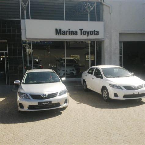 Marina Toyota customers marina toyota otjiwarongo namibia