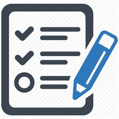 Icon Audit Report Clipart Exam Evaluation Proof