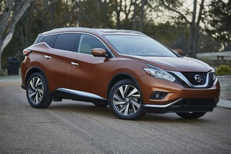 Nissan Car : 2017.5 Nissan Murano Comes With Revised Pricing, Kicks Off