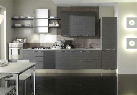 deco cuisine et grise cuisine grise profitez espace moderne 23 idées sympas