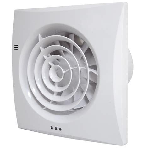 Duct Free Bathroom Fan Uk by Bathroom Extractor Fan Humidistat Timer Silent Tornado
