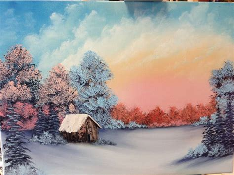 Bob Ross Painting for Beginners | Monroe, CT Patch
