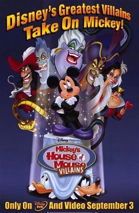 image gallery  mickeys house  villains filmaffinity