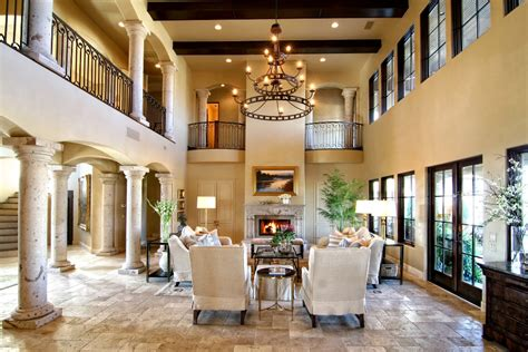 15 Awesome Tuscan Living Room Ideas