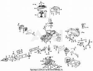 Homelite Ps80519 Powerstroke Pressure Washer Parts Diagram