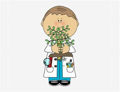 Science Plant Clipart Clip Cliparts Seekpng Library