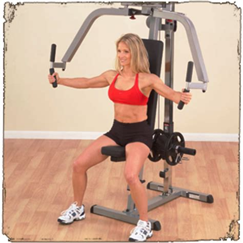Pec Deck Flyes Bodybuilding by Pec Fly Solid Fitness