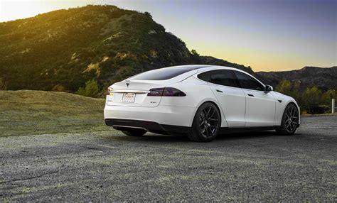 Tesla Model S Hd Wallpaper