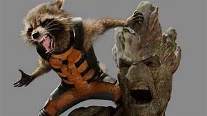 Conceptual art – Rocket Raccoon   Hero Complex – movies ...
