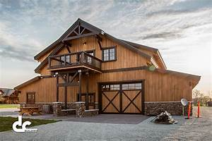 apartment barns plans construction dc builders With barn style garage with living quarters
