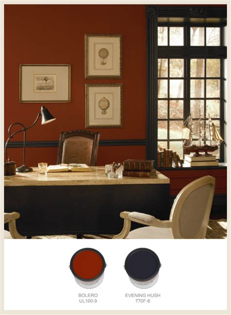 home office colors colorfully behr home office color