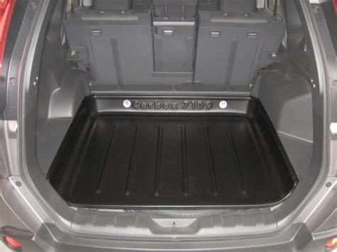 bac de coffre nissan x trail achat vente protection de coffre carbox nissan x trail lignauto
