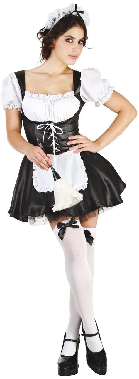 deguisement femme de chambre déguisement soubrette femme robe soubrette