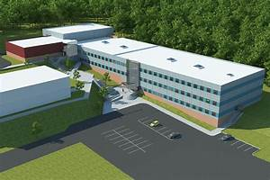 3D STEM School Renders for Passaic Count Tech in Wayne, NJ