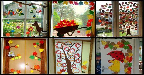 Herbstdeko Fenster Schule by Decoraci 243 N De Oto 241 O Puertas Y Ventanas Imagenes Educativas