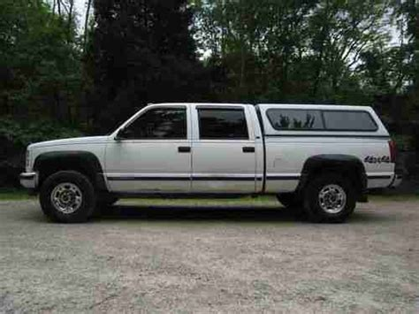 all car manuals free 2000 gmc sierra 2500 interior lighting purchase used 2000 gmc crew cab truck 2500 4x4 in hillsboro ohio united states