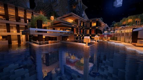 luxurious cove house map  minecraft forum