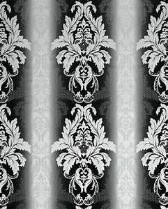 3d Decken Tapete : 3d barock tapete damask edem 770 30 luxus tapete hochwertige 3d brokat struktur schwarz wei ~ Sanjose-hotels-ca.com Haus und Dekorationen