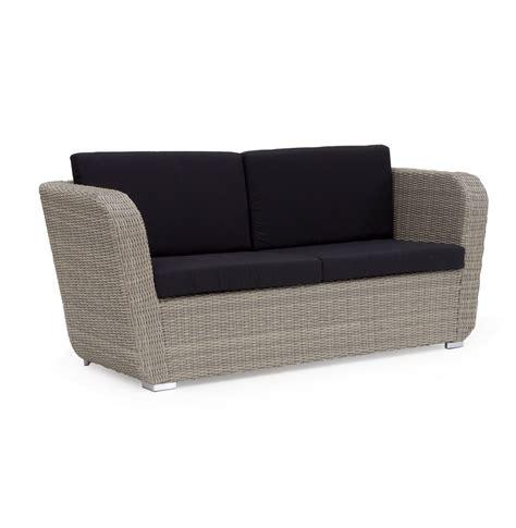 canape en resine exterieur canapé 3 places en résine brin d 39 ouest