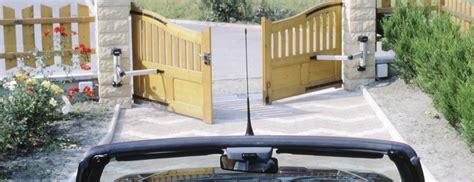 principe de fonctionnement d un portail automatique