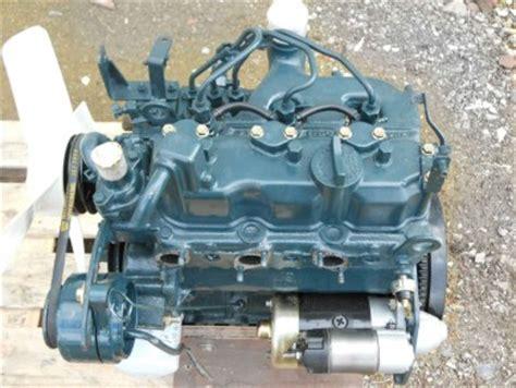 moteur kubota  nn