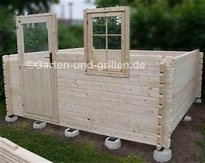 Fenster Für Gartenhaus : gartenhaus bausatz auf punktfundament selbstgemacht ~ Whattoseeinmadrid.com Haus und Dekorationen