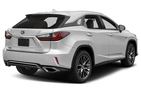 2017 Lexus Rx 350 F Sport 4dr All-wheel Drive Pictures