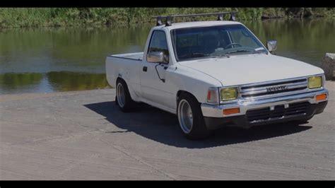 Toyota Mini Truck by Lowered 91 Toyota Mini Truck Edit 2k17