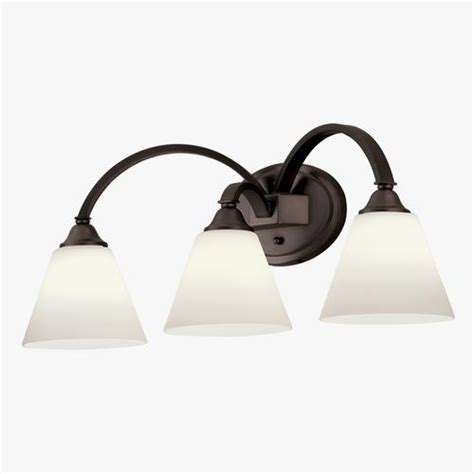 bathroom light fixtures menards patriot lighting 174 plaza collection 23 5 quot rubbed bronze