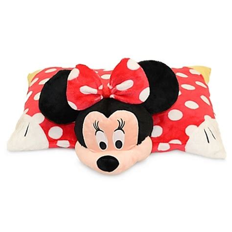 minnie mouse pillow disney pillow pet minnie mouse plush pillow 20 quot