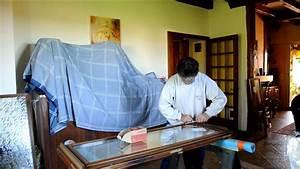 pose de double vitrage de renovation youtube With porte fenetre double vitrage bois