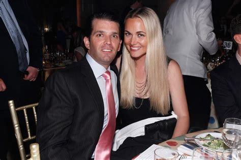 trump vanessa jr donald wife his girlfriend relationship prince dating married divorce saudi trumps quinta pai pela vez tacky years