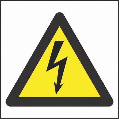 Voltage Sign Electrical Safety Aluminum Aluminium Signs