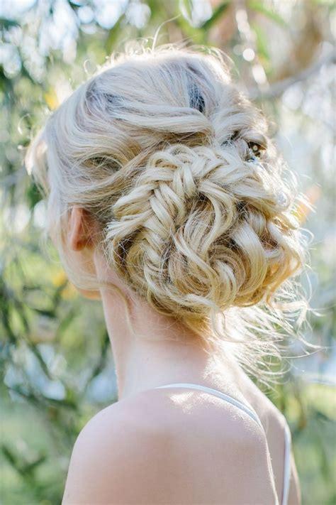15 Heavenly Wedding Hair Ideas Bridesmaid hair side