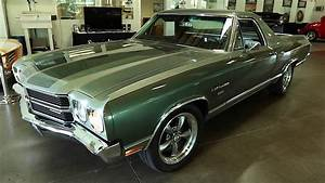 1970 Chevrolet El Camino 2 Door Sedan Pickup