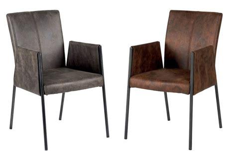 chaise avec accoudoir pas cher simple fauteuil salle manger accoudoirs collection et