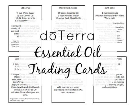 Essential Oil Trading Cards Clean Edge Business Cards Avery Brown Recycled Australia Nfc Canada Avon Phone Number App Reviews Getting Printed At Staples Design Auckland