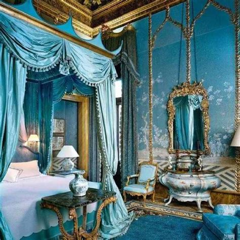 blue royal bedroom the princess academy