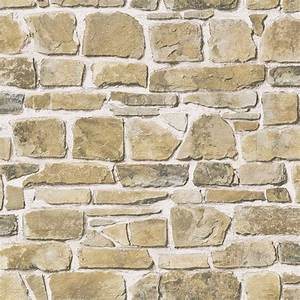 Rasch Brick Wall Pattern Faux Effect Textured Vinyl ...