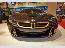 First Tuned BMW i8 Shows Up at the Essen Motor Show Under