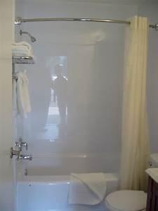 Freestanding Bath In Small Bathroom Over Tub Caddy Best