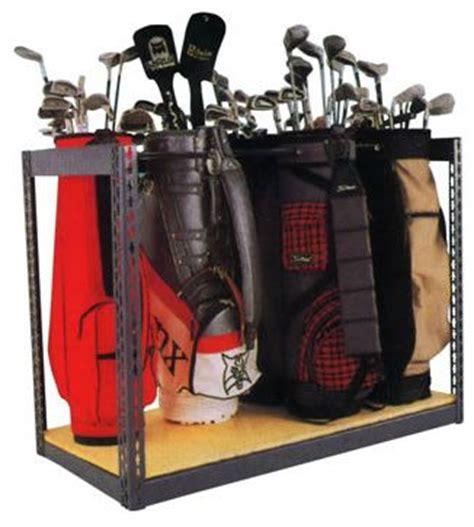 golf bag holder for garage 13 best golf clubs storage images on garage