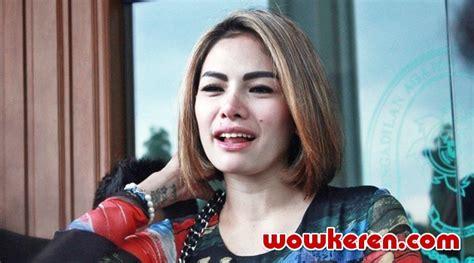 Calon Suami Sempat Datang Saat Nikita Mirzani Ultah Penjara