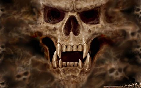 3d Wallpapers Horror by 3d Horror Skull Hd Wallpapers 1 0 Apk Android