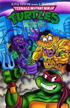teenage mutant ninja turtles collected series volume
