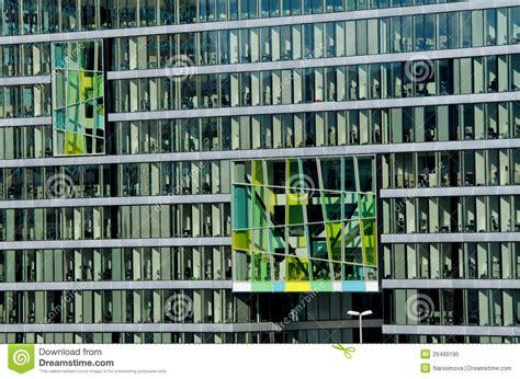 immeuble de bureaux façade d 39 immeuble de bureaux photo libre de droits image